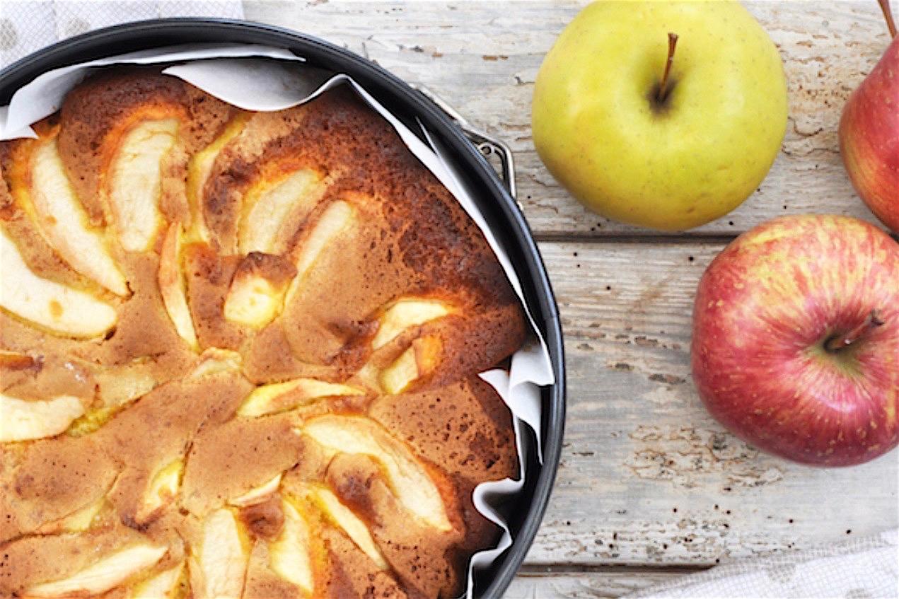Il principe cuoco e la torta di mele migliore al mondo pane per i tuoi denti - Migliore cucina al mondo ...
