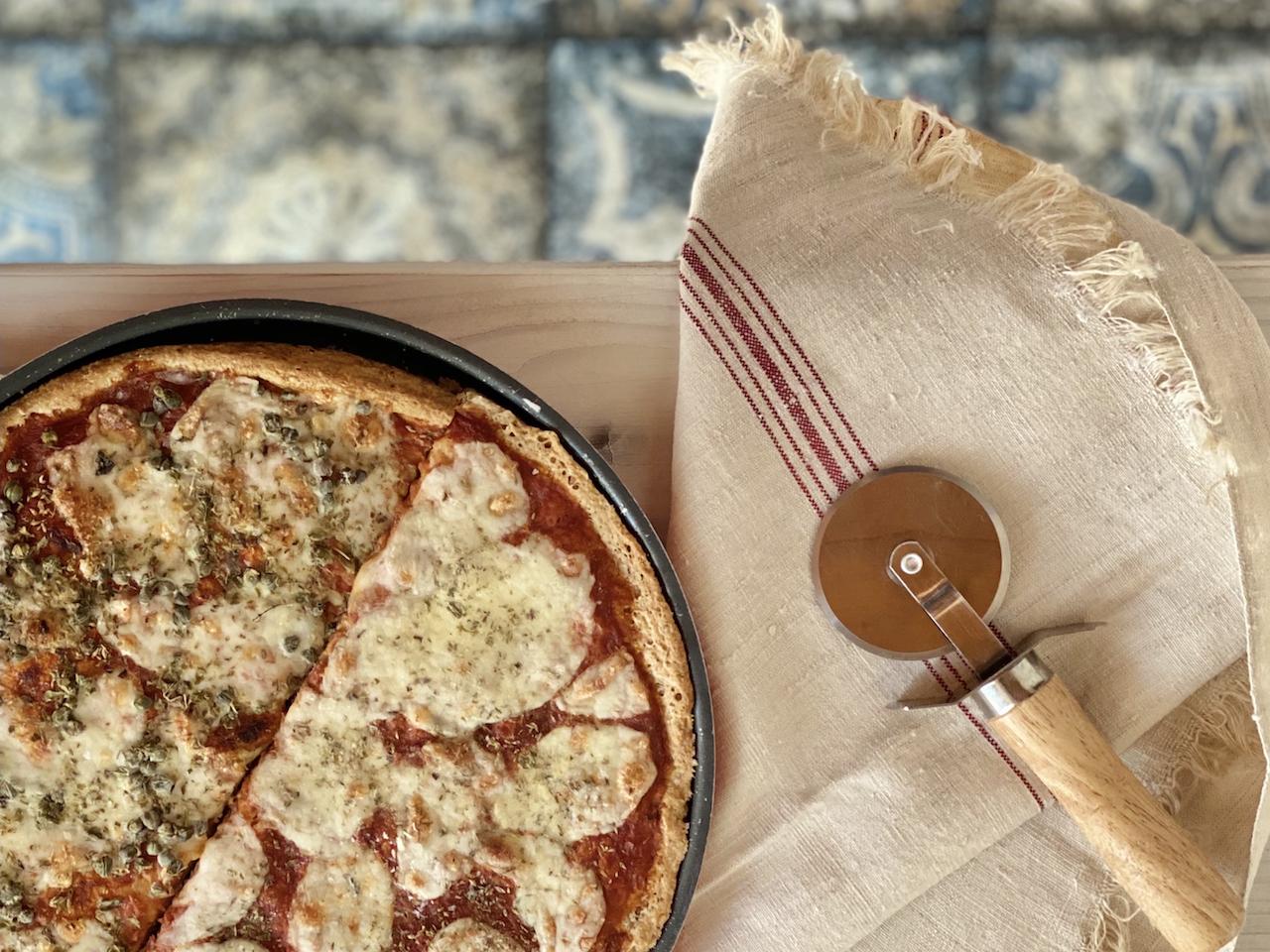 Pizza semi integrale
